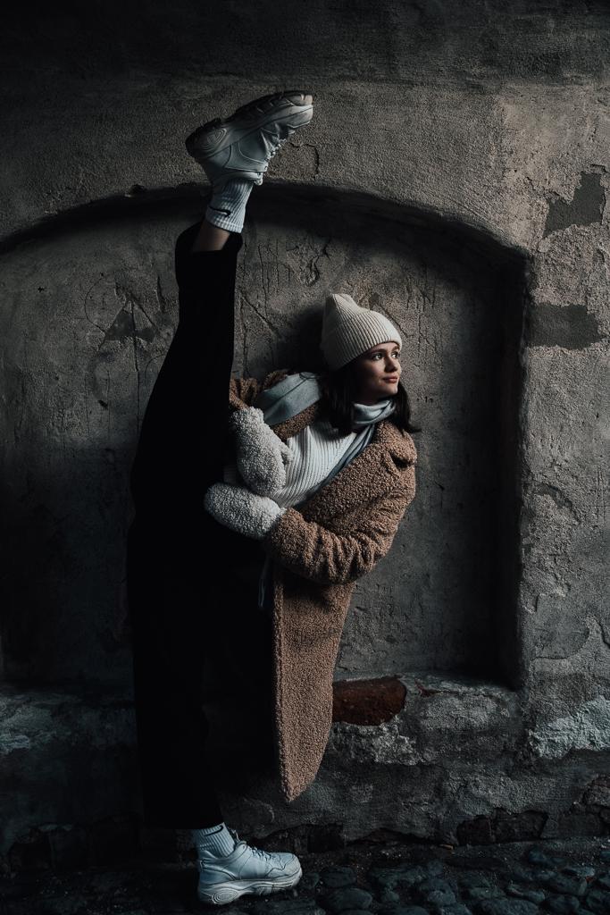 Porträttfotografering Alicia Brännback